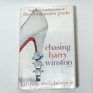 📖 CHASING HARRY WINSTON